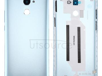 For Huawei Enjoy 7 Plus / Y7 Prime Battery Back Cover(Blue)