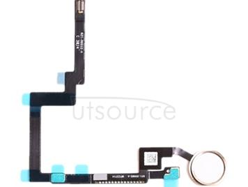 Home Button Flex Cable for iPad Mini 3 / A1599 / A1600 / A1601(Gold)
