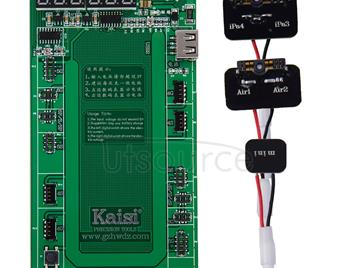 Kaisi K-9202 Professional Battery Activation Charge Board with Micro USB Cable for iPad Air 2 & Air / iPad 4 / iPad 3 / iPad mini, iPhone 8, iPhone 6 & 6 Plus / iPhone 5 & 5S / iPhone 4 & 4S