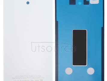 For Lenovo VIBE S1 / S1a40 Battery Back Cover(White)