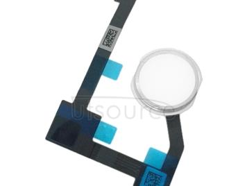 Home Button Flex Cable for iPad Air 2 / A1567 / A1566(Silver)