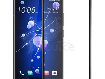 Front Screen Outer Glass Lens for HTC U11(Black)