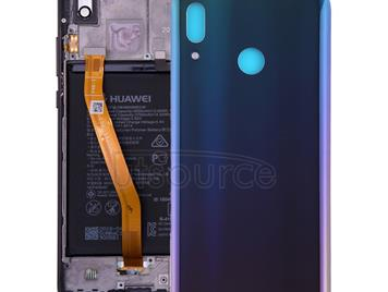 Back Cover for Huawei Nova 3(Twilight)