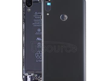 Battery Back Cover for Huawei Y9 (2019) / Enjoy 9 Plus(Black)