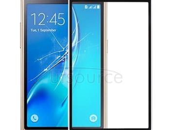 Front Screen Outer Glass Lens for Galaxy J1 (2016) / J120(White)
