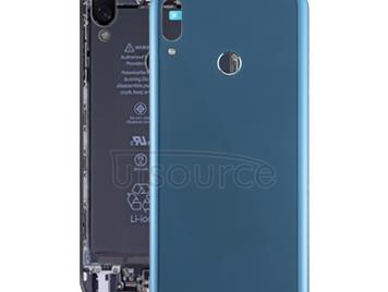 Battery Back Cover for Huawei Y9 (2019) / Enjoy 9 Plus(Blue)