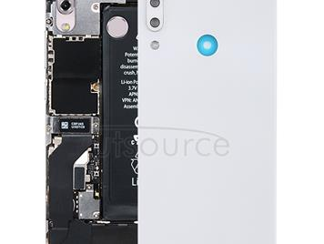 Back Cover with Camera Lens for Asus Zenfone 5 / ZE620KL(White)