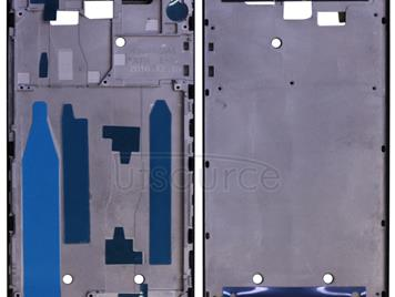 Middle Frame Bezel Plate for Meizu M5 Note / Meilan Note 5 (Black)