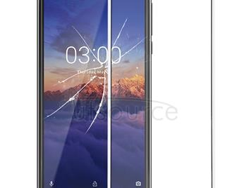 Front Screen Outer Glass Lens for Nokia 3.1(White)