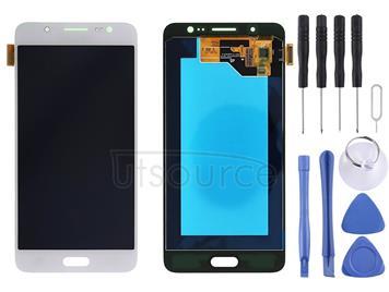 LCD Display + Touch Panel for Galaxy J5(2016) / J510, J510FN, J510F, J510G, J510Y, J510M(White)