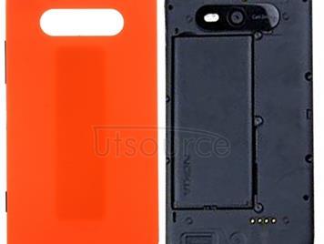 Back Cover for Nokia Lumia 820 (Orange)