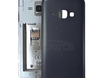 Back Cover for Galaxy J1 (2016) / Express 3 / Galaxy Amp 2 / J120F / J120A / J120H / J120M / J120M / J120T(Black)