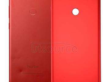 For Huawei Honor Play 7X Back Cover(Red)