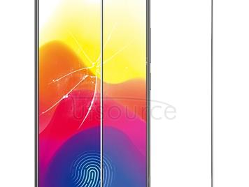 Front Screen Outer Glass Lens for Vivo X21(White)
