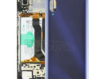 Back Cover for Vivo X23(Blue)