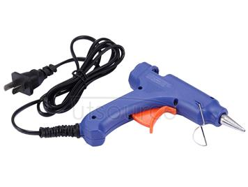 HL-E20W 20W High Temperature Hot Melt Glue Gun (Without Switch), AC 100V-240V, Power Cable Length: About 1.4m