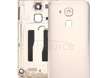 For Huawei Maimang 5 Battery Back Cover(Gold)
