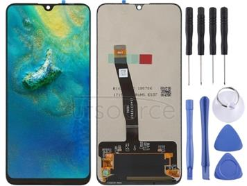 LCD Screen and Digitizer Full Assembly for Huawei P Smart (2019) / Enjoy 9s(Black)