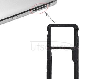 SIM Card Tray for Huawei Honor 7S (Black)