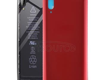 Back Cover Front Fingerprint for Vivo NEX(Red)