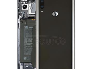 Original Battery Back Cover with Camera Lens for Huawei P Smart (2019)(Black)