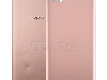 For OPPO A77 Back Cover(Rose Gold)