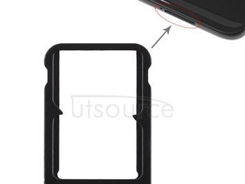 Double SIM Card Tray for Xiaomi Mi 8 (Black)