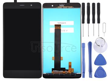 For Xiaomi Redmi Note 3 Pro LCD Screen and Digitizer Full Assembly(Black)