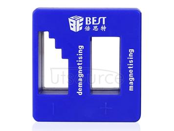 BEST-016 Magnetizer Demagnetizer Tool(Blue)