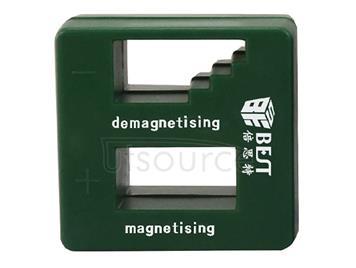 BEST-016 Magnetizer Demagnetizer Tool(Green)