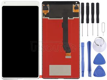 LCD Screen and Digitizer Full Assembly for Xiaomi Mi Mix2(White)