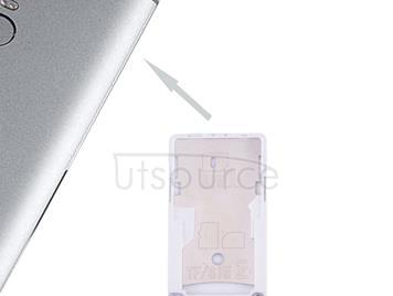 For Xiaomi Redmi Note 4X SIM & SIM / TF Card Tray(Grey)