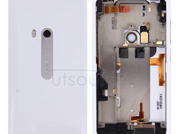 Original Back Cover for Nokia N9(White)