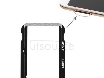 Double SIM Card Tray for Xiaomi Mi 6X (Black)