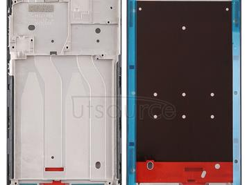 Front Housing LCD Frame Bezel Plate for Xiaomi Redmi 5A (Black)