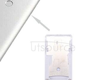 For Xiaomi Redmi 4 SIM & SIM / TF Card Tray(Silver)