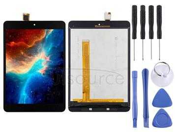 LCD Screen and Digitizer Full Assembly for Xiaomi Mi Pad 3(Black)