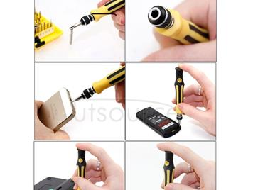 6089, 45 in 1 Screwdriver Repair Tool Set