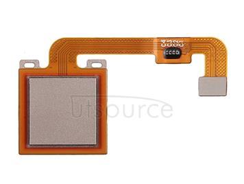 Fingerprint Sensor Flex Cable for Xiaomi Redmi Note 4X (Gold)
