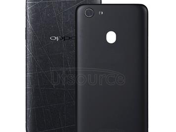 Back Cover for Oppo A73 / F5(Black)