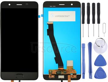 LCD Screen and Digitizer Full Assembly for Xiaomi Note 3(Black)