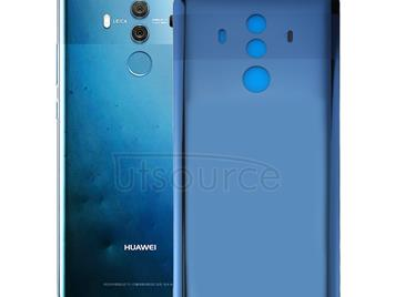 For Huawei Mate 10 Pro Back Cover(Blue)
