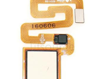 Fingerprint Sensor Flex Cable for Xiaomi Redmi 4X(Gold)