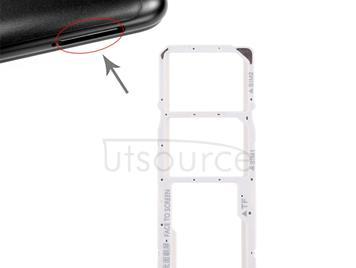 2 x SIM Card Tray + Micro SD Card Tray for Xiaomi Redmi 6 Pro(Gold)