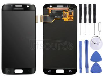 Original LCD Display + Touch Panel for Galaxy S7 / G9300 / G930F / G930A / G930V, G930FG, 930FD, G930W8, G930T, G930U(Black)