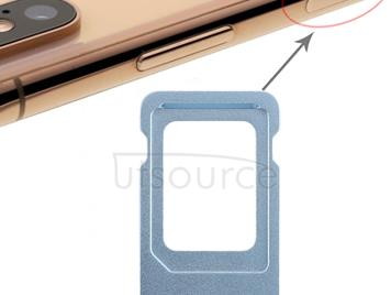 SIM Card Tray for iPhone XR (Single SIM Card)(Blue)