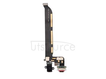 Charging Port & Earphone Jack Flex Cable for OnePlus 5