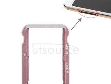 Double SIM Card Tray for Xiaomi Mi 6X (Rose Gold)