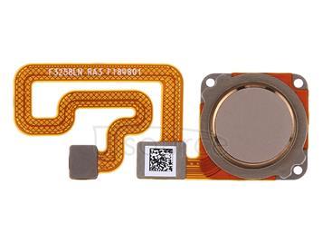 Fingerprint Sensor Flex Cable for Xiaomi Redmi 6 (Gold)