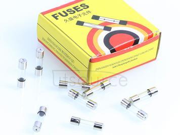 5 * 20 glass insurance tube 5 mm * 20 mm 6 a 250 v F6AL250V fuse